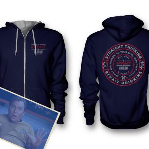 Blue Shatner SALE